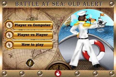 Screenshot iBattle at Sea
