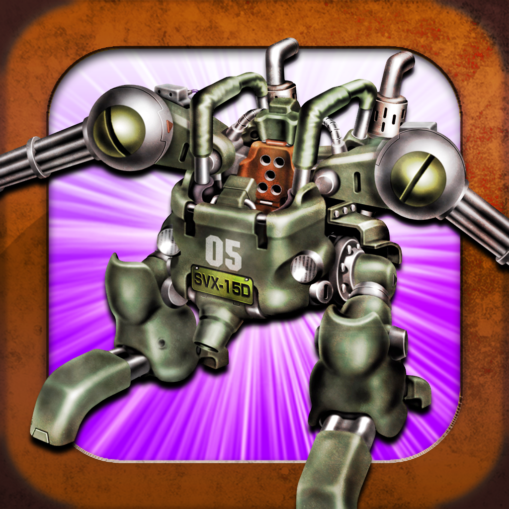 METAL SLUG 2 by SNK PLAYMORE icon